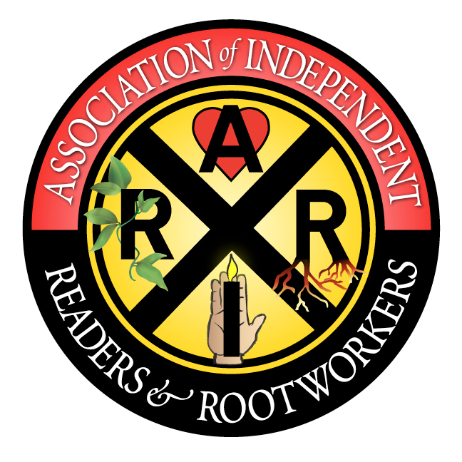 Association of Independent Readers and Rooworkers Logo