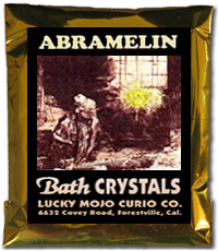 Lucky Mojo Curio Co.: Abramelin Bath Crystals