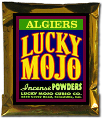 Lucky Mojo Curio Co.: Algiers Incense Powders