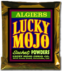 Lucky Mojo Curio Co.: Algiers Sachet Powder