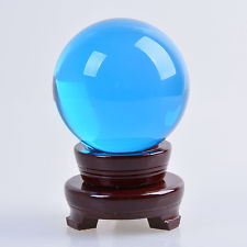 Crystal-Ball-Two-Inch-Aqua-Glass-With-Stand-and-Box-at-Lucky-Mojo-Curio-Company