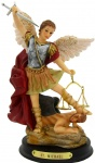 Eight-Inch-Archangel-Michael-Statue-at-Lucky-Mojo-Curio-Company