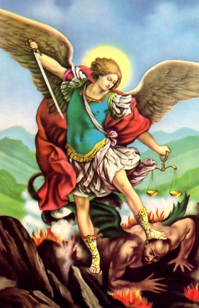 Archangel Michael (Saint Michael Archangel, Angel Michael), Like ...