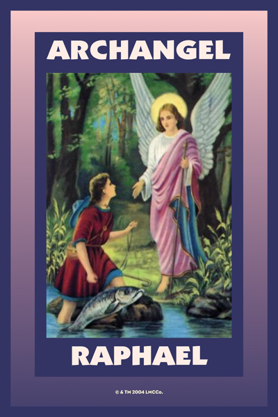 Archangel-Raphael-Fixed-Dressed-Vigil-Candles-at-Lucky-Mojo-Curio-Company