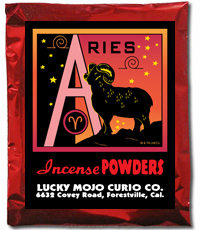 Aries-Incense-Powders-at-Lucky-Mojo-Curio-Company-in-Forestville-California