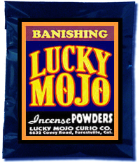 Lucky Mojo Curio Co.: Banishing Incense Powders