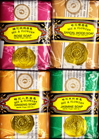 Spiritual and Magical Soaps for Hoodoo Rootwork: Lucky Mojo