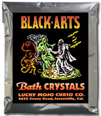 Lucky Mojo Curio Co.: Black Arts Bath Crystals