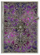 Blank-Journal-Silver-Filigree-Aubergine-Midi-Lined-at-the-Lucky-Mojo-Curio-Company-in-Forestville-California