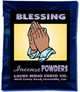 Lucky Mojo Curio Co.: Blessing Incense Powder