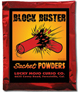 Lucky Mojo Curio Co.: Block Buster Sachet Powder