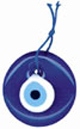 Blue-Glass-Anti-Evil-Eye-Charm-With-Blue-Ribbon-at-Lucky-Mojo-Curio-Company