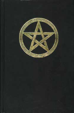 Alice Arkana Book-of-shadows-black-with-gold-pentacle
