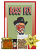 Lucky Mojo Curio Co.: Boss Fix Honey Jar