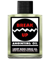 Lucky Mojo Curio Co.: Break Up Oil