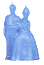 blue-bride-and-groom-candle-from-the-Lucky-Mojo-Curio-Company