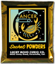 Lucky Mojo Curio Co.: Cancer Sachet Powder