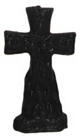 Crucifix-Cross-and-Keys-Candle-Black-Product-Detail-Button-at-the-Lucky-Mojo-Curio-Company-in-Forestville-California