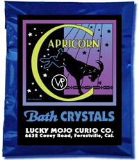Lucky Mojo Curio Co.: Capricorn Bath Crystals