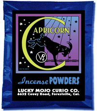 Lucky Mojo Curio Co.: Capricorn Incense Powder
