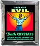 Lucky Mojo Curio Co.: Cast Off Evil Bath Crystals