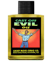 Lucky Mojo Curio Co.: Cast Off Evil Oil