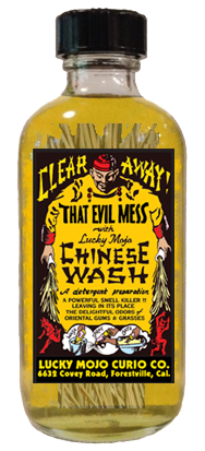 Chinese Wash Spiritual Cleansing Supplies