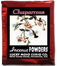 Lucky Mojo Curio Co.: Chuparrosa (Hummingbird) Incense Powder