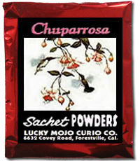 Lucky Mojo Curio Co.: Chuparrosa Sachet Powder
