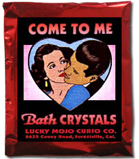 Lucky Mojo Curio Co.: Come To Me Bath Crystals