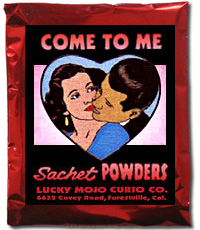 Lucky Mojo Curio Co.: Come To Me Sachet Powder