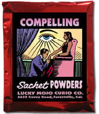 Lucky Mojo Curio Co.: Compelling Sachet Powder