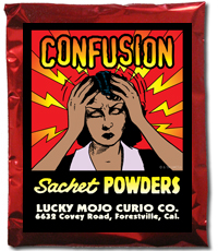 Lucky Mojo Curio Co.: Confusion Sachet Powder