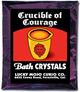 Lucky Mojo Curio Co.: Crucible of Courage Bath Crystals