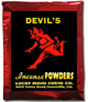 Lucky Mojo Curio Co.: Devil's Incense Powder