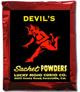 Lucky Mojo Curio Co.: Devil's Sachet Powder