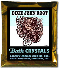 Lucky Mojo Curio Co.: Dixie John Bath Crystals