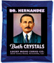 Dr-Jose-Gregorio-Hernandez-Bath-Crystals-at-Lucky-Mojo-Curio-Company-in-Forestville-California