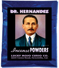 Lucky Mojo Curio Co.: Doctor Jose Gregorio Hernandez Incense Powders