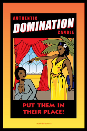 Can help black domination magick spells something is