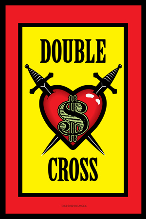 Lucky Mojo Curio Co.: Double Cross Vigil Candle