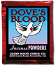 Lucky Mojo Curio Co.: Dove's Blood Incense Powder