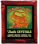Lucky Mojo Curio Co.: Dragon's Blood Bath Crystals