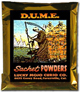 Lucky Mojo Curio Co.: D.U.M.E. Sachet Powder