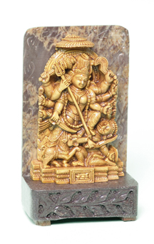 Small-Durga-Statue-at-Lucky-Mojo-Curio-Company