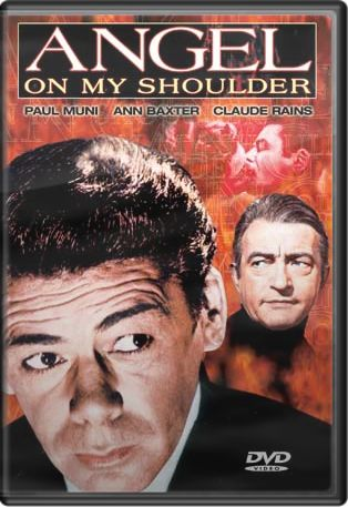 Angel On My Shoulder Boxart