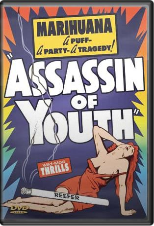 Assassin of Youth Boxart