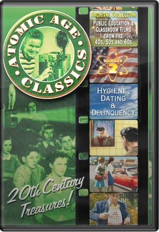Atomic Age Classics, Volume 2: Hygiene, Dating & Delinquency Boxart