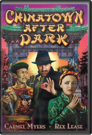 Chinatown After Dark Boxart