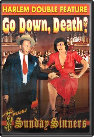 Harlem Double Feature: Go Down Death! (1944) / Sunday Sinners (1940) Boxart
